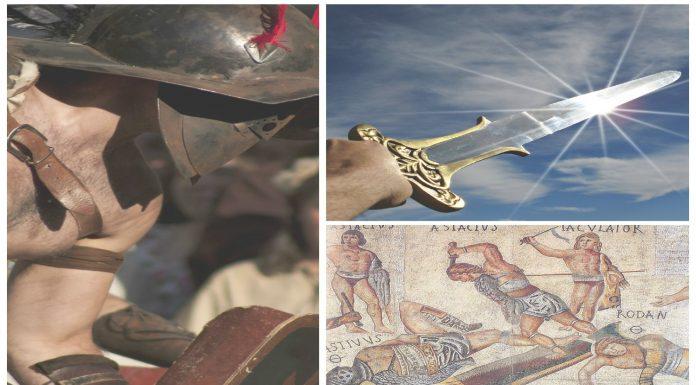 Los 8 terribles gladiadores romanos que conocer