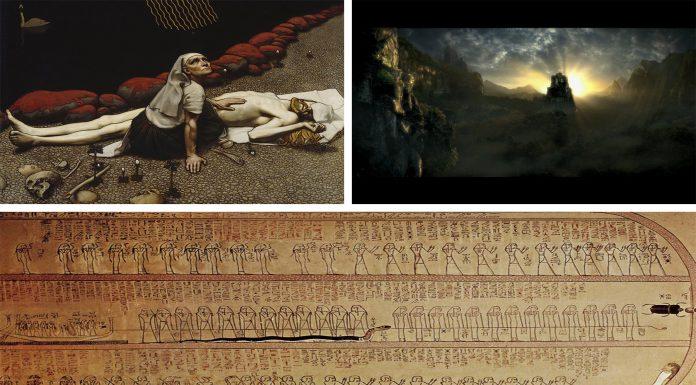 ¿Cómo es el infierno? 6 culturas te lo describen