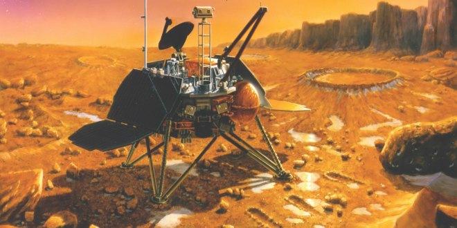 Exploración en Marte