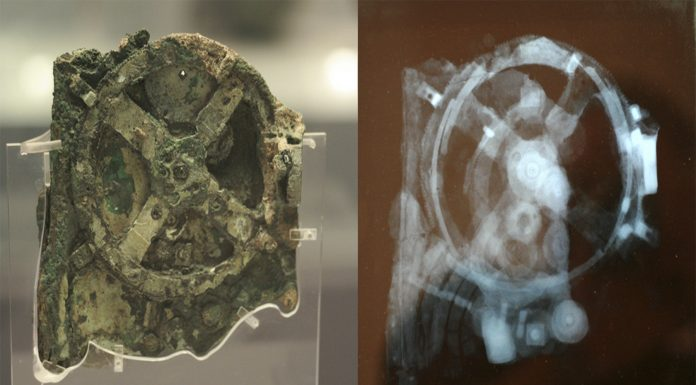 11 misteriosos datos sobre el mecanismo de Antiquitera