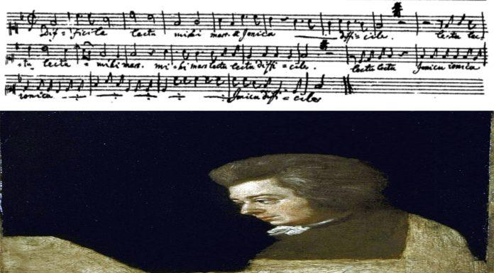 La cara más INESPERADA y escatológica de Wolfgang Amadeus Mozart