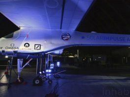 Impulse, el avión solar que atravesó el Atlántico