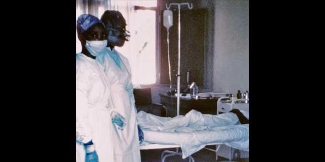 Rusia supera las pruebas de una vacuna contra el Ébola