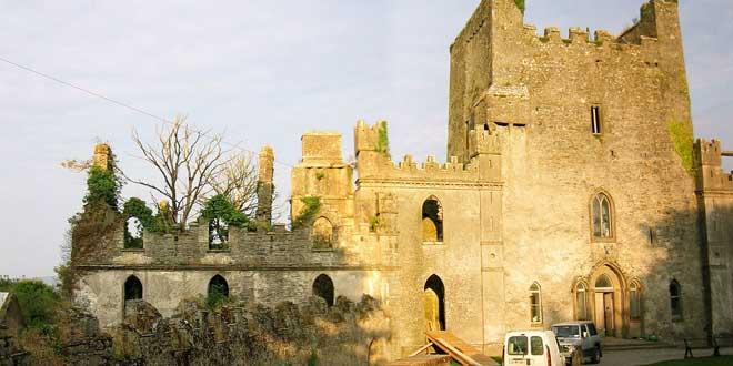 4 malditos castillos encantados