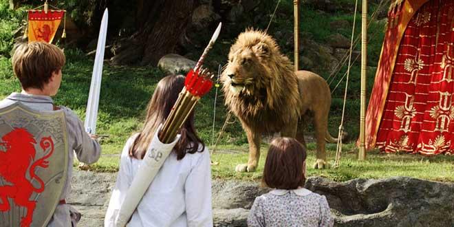 """10 curiosidades sobre la película """"Las crónicas de Narnia"""""""