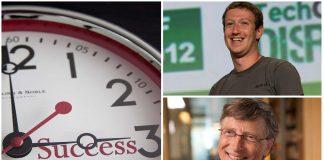 ¿Conoces la regla de las 5 horas para el éxito?