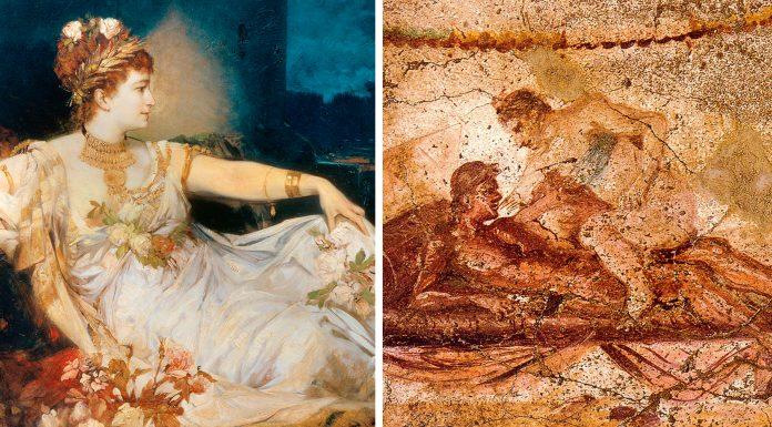 Las 6 mujeres de la antigua Roma que llevaron su sexualidad a otro nivel