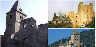 4 escalofriantes castillos malditos - Supercurioso
