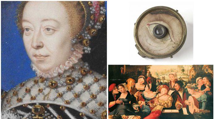 El escuadrón de mujeres espías de Catalina de Medici
