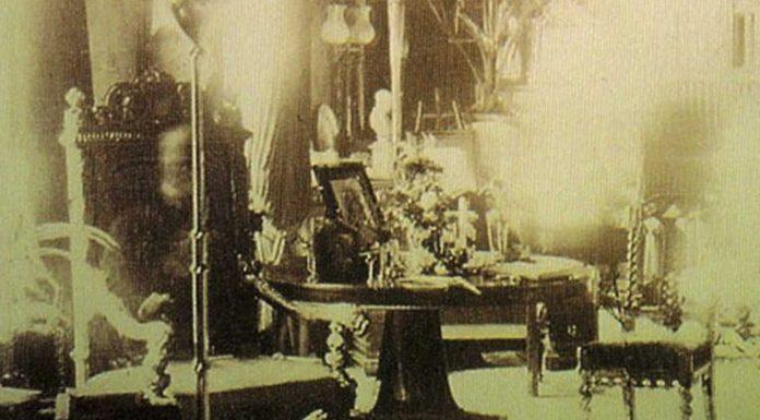 El fantasma de Lord Combermere