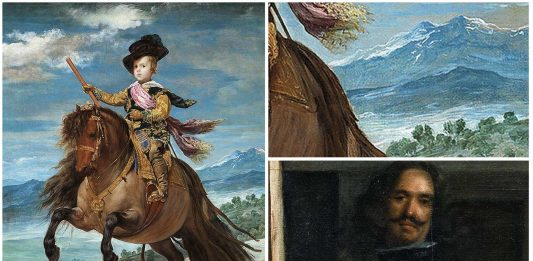 La leyenda de la montaña de La Maliciosa pintada por Velázquez