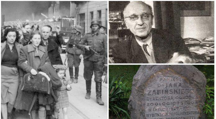 """Los Zabinski y la """"tapadera"""" del Zoo de Varsovia para salvar judíos"""