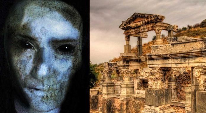 Tumbas zombi en la Antigua Grecia?
