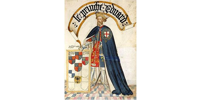 Los 5 caballeros medievales más valientes