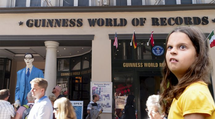 13 horribles Récords Guinness que NO quieres superar