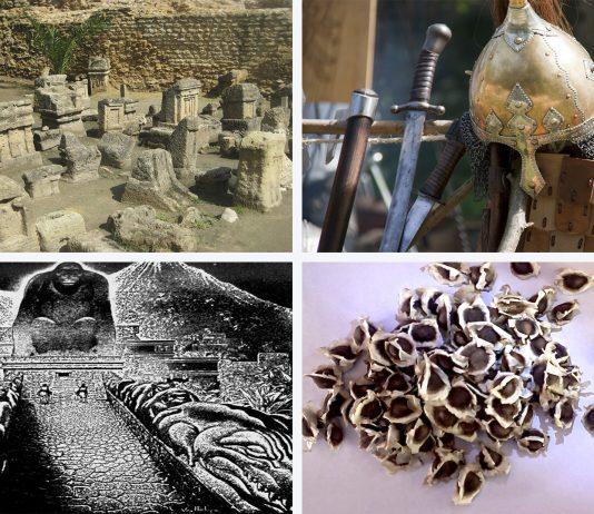 5 leyendas históricas REALES
