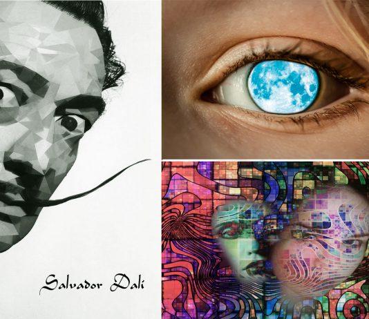 Las extrañas técnicas CREATIVAS de Dalí