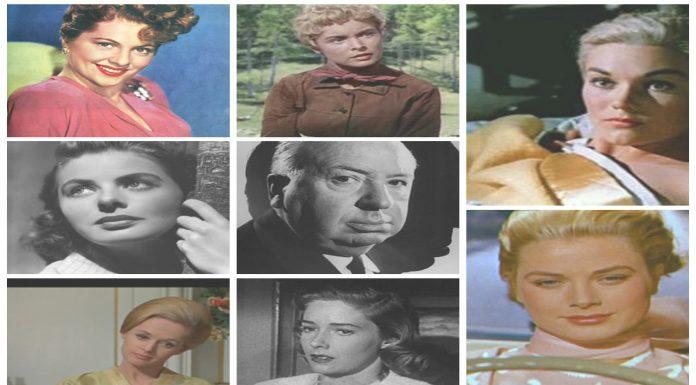 Las damas de Alfred Hitchcock: Historia de una obsesión