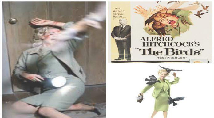 El angustioso rodaje de Los Pájaros de Alfred Hitchcock