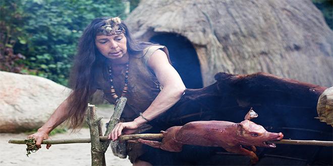 vivir en la prehistoria
