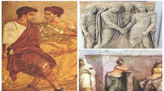 Sexo en la Antigua Roma