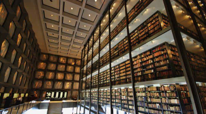 La biblioteca con los libros más extraños del mundo