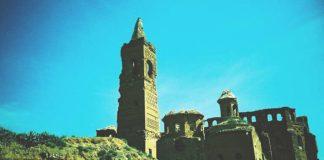 El pueblo fantasma de Belchite