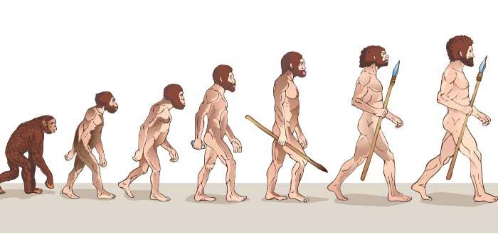 como era la vida en la prehistoria el eslabon perdido