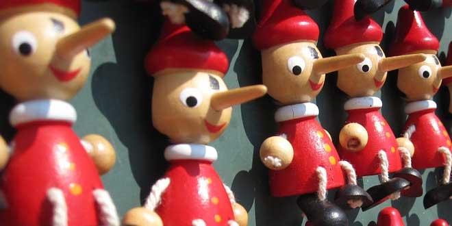 10 mentiras que decimos cada día