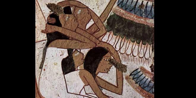 La consideración que recibían las mujeres en el antiguo Egipto