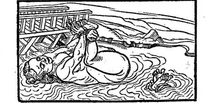 Las terribles torturas que padecieron las brujas