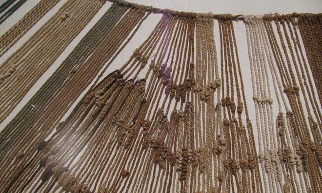 El misterioso código de los quipu o nudos que hablan, ¿qué dicen?