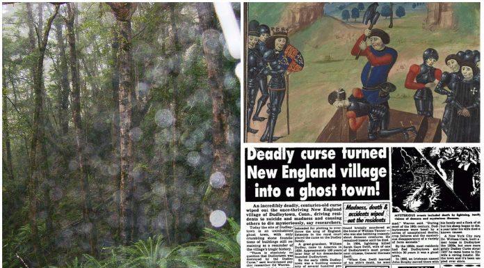"""Dudleytown, el """"pueblo de los malditos"""""""
