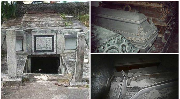 El impactante caso de los ataúdes que se movían solos en Barbados
