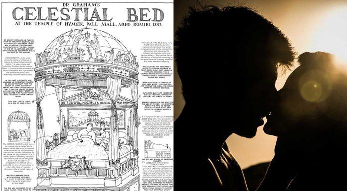 """El increíble invento de """"la cama celestial"""""""