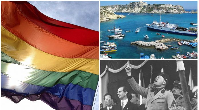 Una isla gay creada por los fascistas en Italia: San Domino