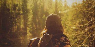 Cómo sobrevivir perdido en un bosque