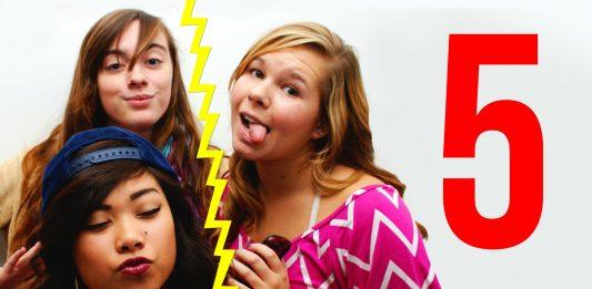 5 cosas que pueden acabar con una amistad ¡no dejes que te pase!