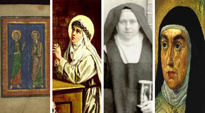 ¿Sólo hay 4 doctoras de la Iglesia Católica en 2.000 años de historia?