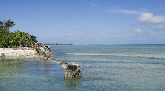 Kiribati, un país a punto de desaparecer por el cambio climático