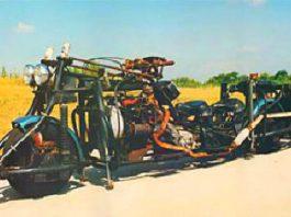La moto más impresionante jamás construida
