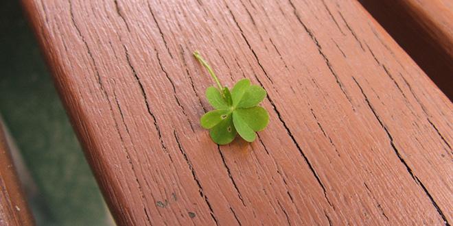 ¿Acaso la suerte existe? ¿Buena o mala?