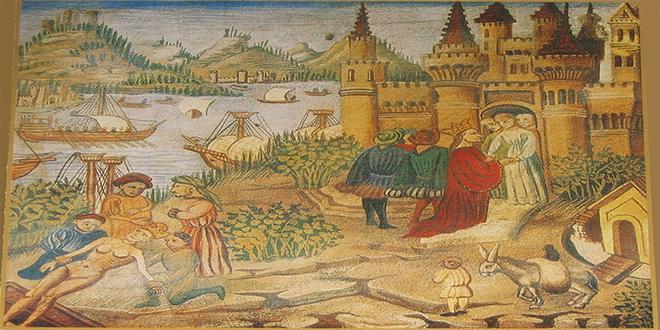 TRÓTULA MAIOR, un tratado de medicina femenina escrito por una mujer en el s. XI