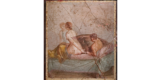 ¿Cómo era la vida doméstica en la Antigua Roma?