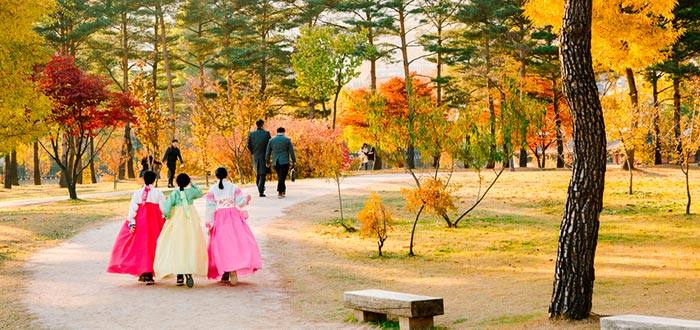 curiosidades de corea del sur, tradiciones de corea del sur, chuseok