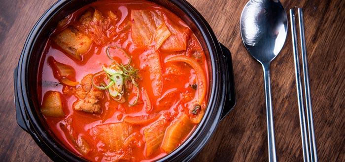 curiosidades de Corea del Sur, comida de Corea del Sur, Kimchi