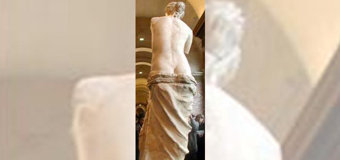 12 curiosidades sobre la Venus de Milo