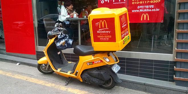 datos sobre Corea del Sur, comida rápida, curiosidades de Corea del Sur