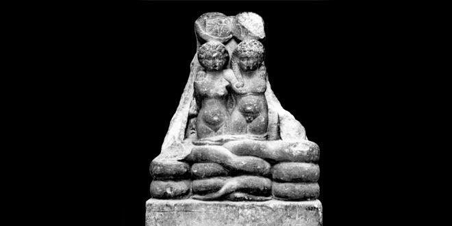 Los misterios gemelos hijos de Cleopatra