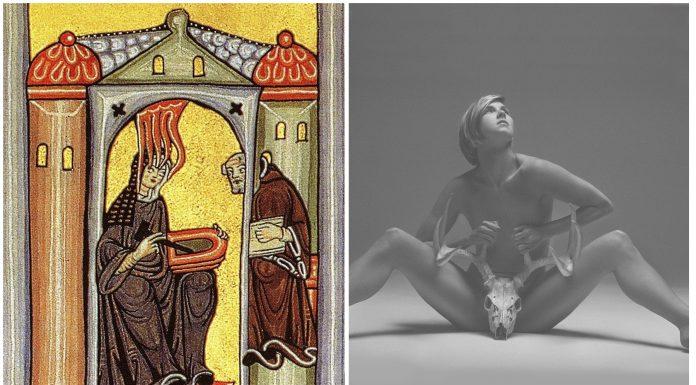 Hildegarda, una monja que describió el orgasmo en el siglo XII